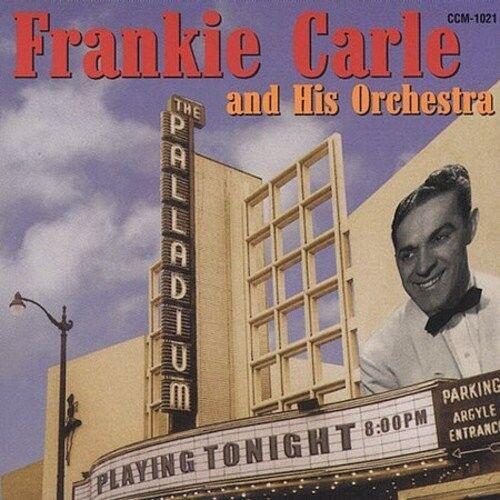 FRANKIE CARLE & HIS ORCHESTRA - AT THE HOLLYWOOD PALLADIUM - CD NEU
