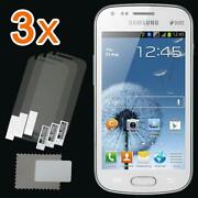 Samsung Galaxy s Duos Screen Protector