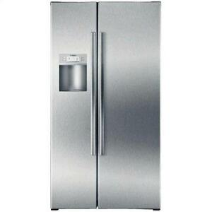 Side by Side Refrigerator | eBay