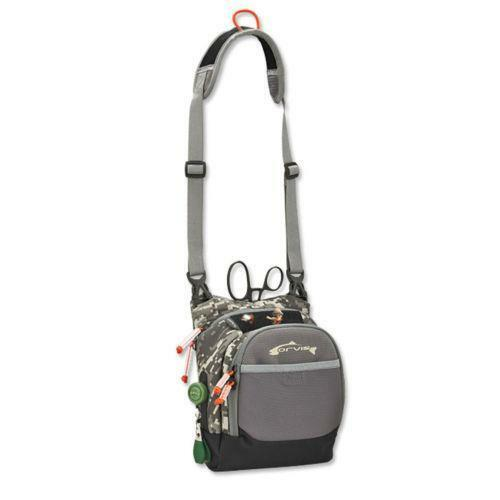 fly fishing chest pack ebay
