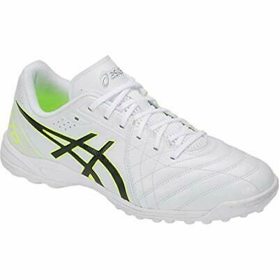competitive price 0ed0c de4be ASICS Football Futsal Shoes CALCETTO WD 8 TF WIDE 1113A008 White US4.5(23cm)