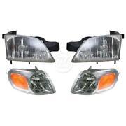 Pontiac Montana Headlights