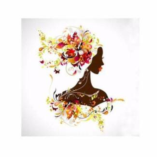 DIY 5D Diamond Embroidery Painting - Flower Beauty - NEW