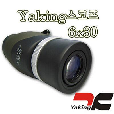 Handheld Telescope Zoom Hunting Monocular Optical Durable Portable Eyepiece