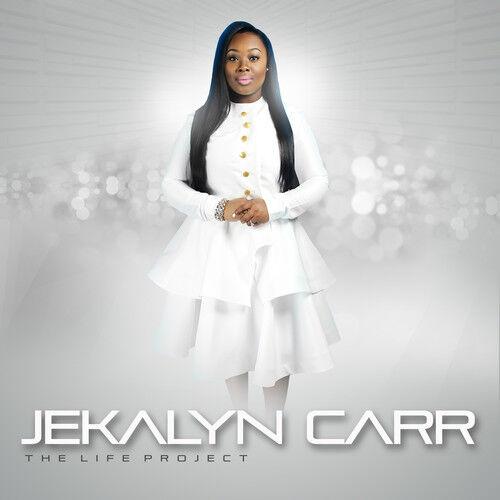 Jekalyn Carr - Life Project [New CD]