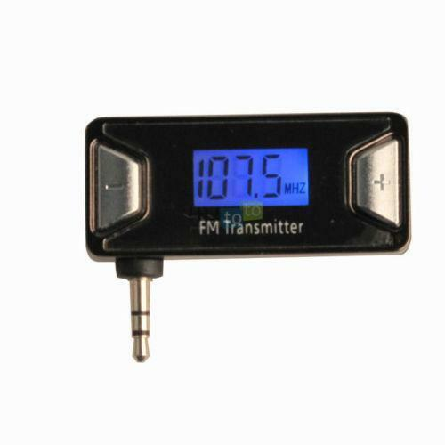 iphone 4 wireless fm transmitter ebay. Black Bedroom Furniture Sets. Home Design Ideas