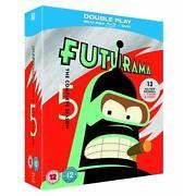 Futurama Blu Ray