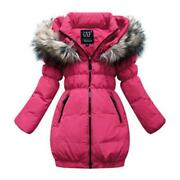 Girls Down Coat