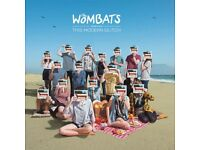 4 x The Wombats tickets @ Newcastle O2 Academy