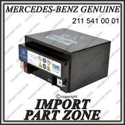 Mercedes Auxiliary Battery