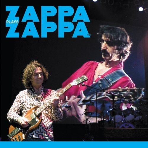 Dweezil Zappa, Zappa Plays Zappa - Zappa Plays Zappa [New CD]