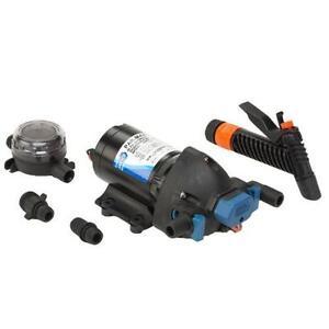 flojet rv water pump manual