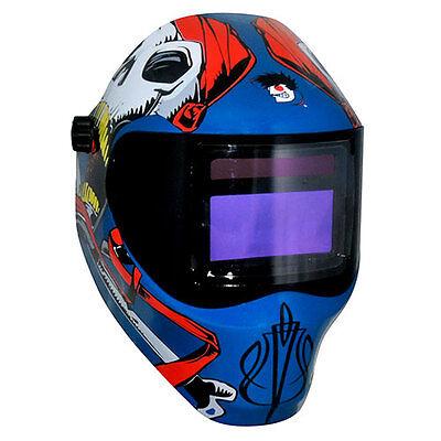 New Save Phace Rfp Welding Helmet 40vizi4 40sq Inch Lens 4 Sensor - Captain Jack