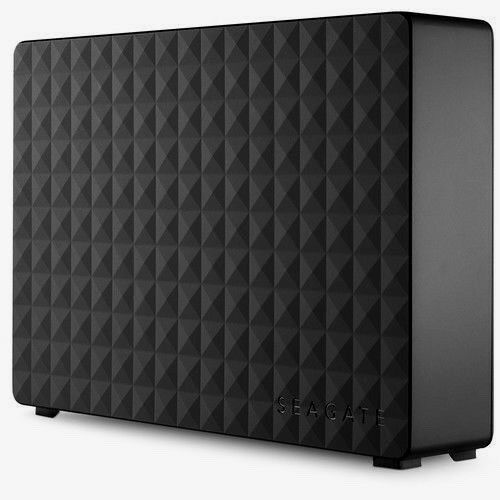 Seagate Expansion 4TB External USB 3.0 Hard Drive PS4 XBOX O