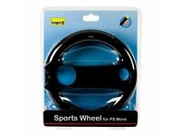 Logic3 Move Sports Wheel (PS3)