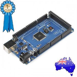 2016 Arduino-Compatible Mega2560 R3 2012 ATmega2560+ATMega16U2 USB Dev Board OZ