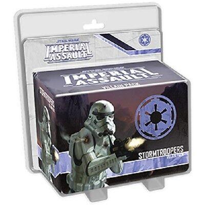 Fantasy Flight Games: Star Wars: Imperial Assault Stormtroopers Villain Pack