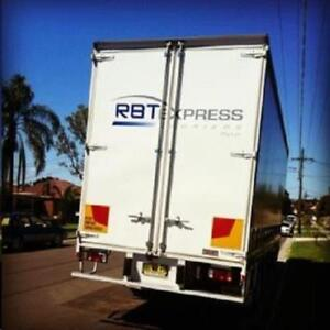 Truck Driver (HR)(RBT EXPRESS COURIERS PTY LTD)