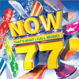 NOW 77 - Thats what i call music cd