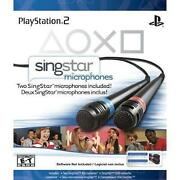 PS2 Microphone
