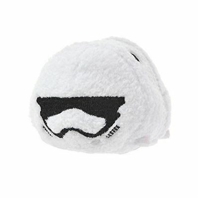 NEW Disney Store Star Wars First Order Stormtrooper Tsum Tsum Plush Mini