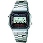 Casio Mens Watch Stainless Steel