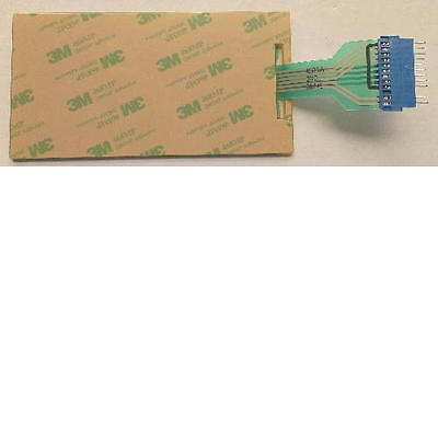Gilbarco M00141b002 Encore And Eclipse Crind Keypad M00141b001
