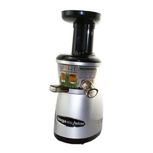 Omega Vert Slow Juicer Vrt350 : Omega vert vRT350 Juicer eBay