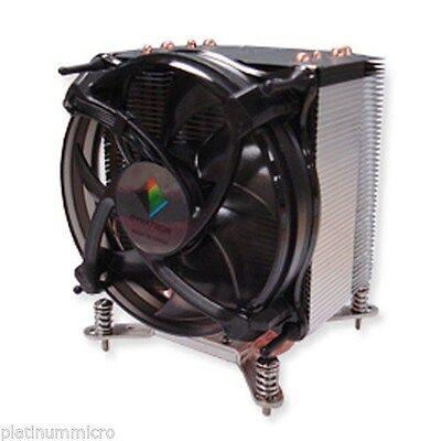 Dynatron 3U Active Fan Side Blow Cpu Cooler For Intel 1155 1156  K17
