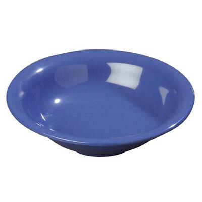 Carlisle 4303209 Durus Melamine Dinnerware - 16 oz. Rimmed Bowl 7