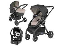 Chicco Urban Travel System in dune colour