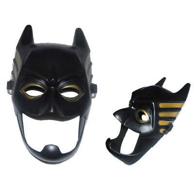 Batman Bat Man Full Face Mask Adult Masquerade Party Halloween Cosplay Mask Toy
