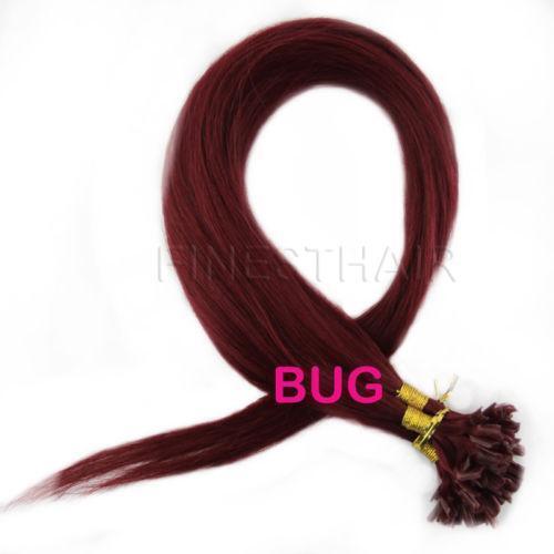 Ebay Pre Bonded Human Hair Extensions 44