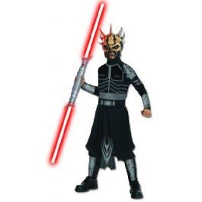 Jungen Kind Star Wars Unheimlich Evil Savage Opress - Savage Opress Kostüm