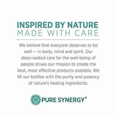 Pure Synergy Pure Radiance C Natural Wholefood Vitamin C 90 Vegetable Capsules 5