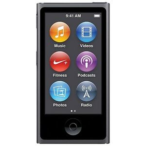 Apple iPod Nano 7th Gen 16GB - like NEW