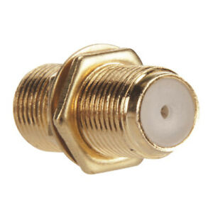 INSIGNIA coaxial F cable coupler