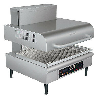 Hatco Sal-1 Electric 4500 Watt Countertop Salamander Broiler
