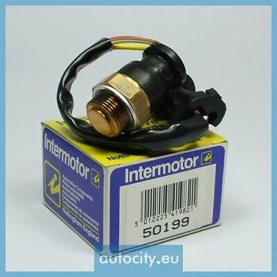 Intermotor 50199 Interrupteur de temperature, ventilateur de radiateur