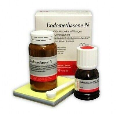 Septodont Endomethasone N Root Canal Sealer Pow 14gm Liq 10ml