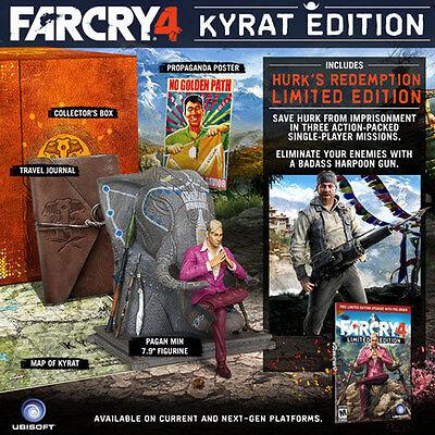 Far Cry 4  Kyrat Edition   Playstation 4