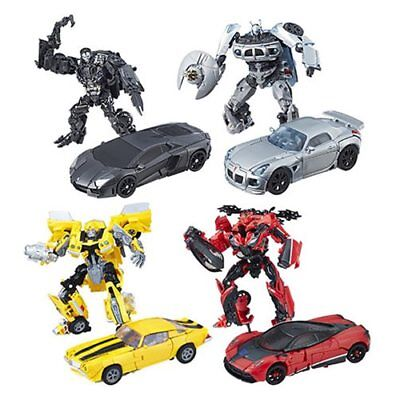 Transformers Studio Series Premier Deluxe Wave 2  Us Seller  In Stock
