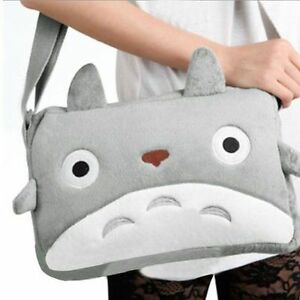 My-Neighbor-Totoro-Plush-Shoulder-Messenger-Hand-Bag-Purse-M