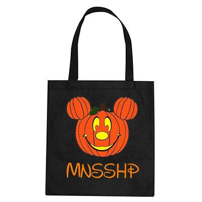 Personalised Florida Disney World Tote Bag, MNSSHP , Halloween Horror Nights Bag