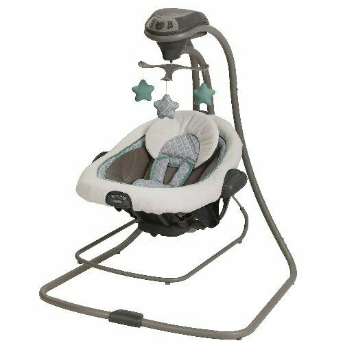 Graco DuetConnect LX Baby Swing and Bouncer NEWFREESHIP