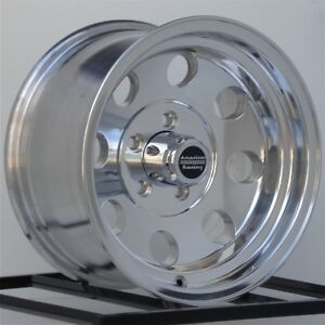 16 inch Wheels Rims Chevy GMC Truck Van Tahoe 5 Lug 5x5 5x127 AR1726873 Baja NEW