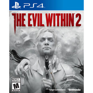 THE EVIL WITHIN 2 (PS4,XBOXONE)