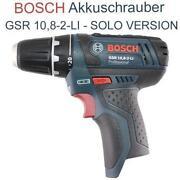 Bosch GSR 10 8 AKKU