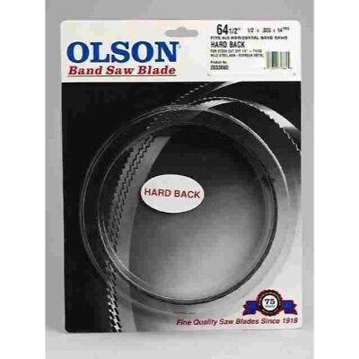 Olson Saw- Band Saw Blade 12x12x.025h 14 Wavy 64-12
