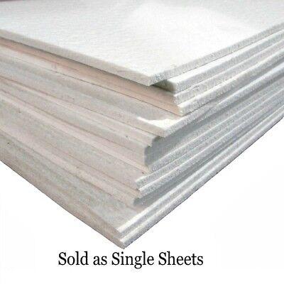 """8x12 Semi Soft FiberFrax Fiber Paper 1/8"""" Thick Sheet KILN MOLD Fusing Supplies"""